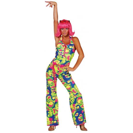 Sixties/Seventies dames catsuit