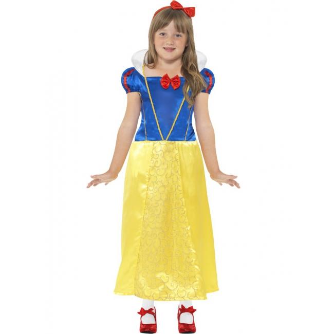 Sneeuwwitje carnaval kostuum voor meisjes