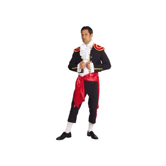 Spaanse Matador kleding heren