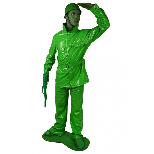 Speelgoed soldaatje kostuum