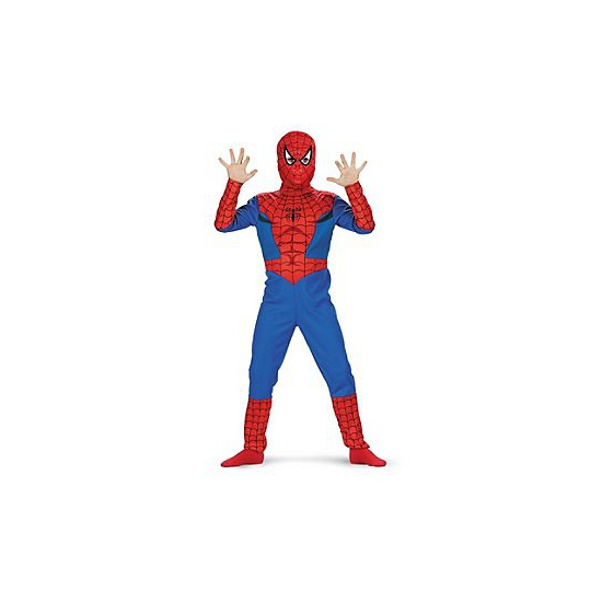 Spiderman jumpsuit voor jongens