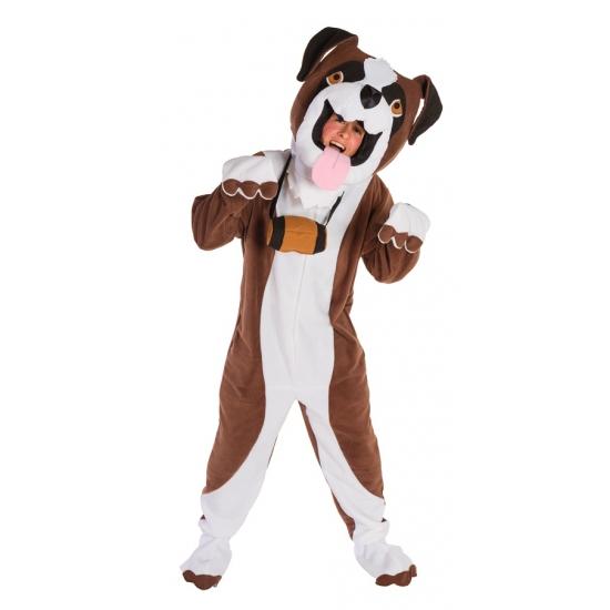 St Bernard hond feest kostuums