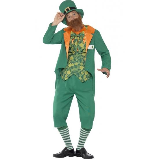 St. Patricks kostuum groen