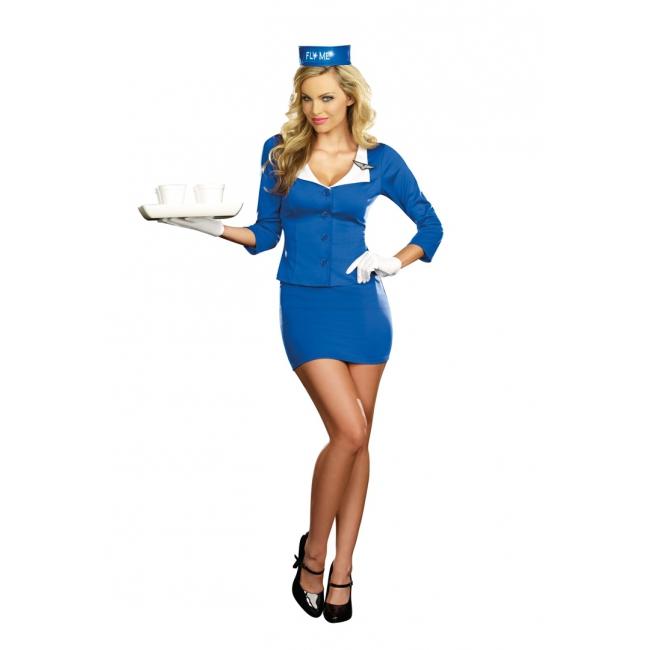 Stewardessen jurk voor dames