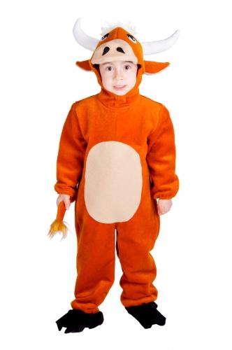 Stier jumpsuit voor kinderen