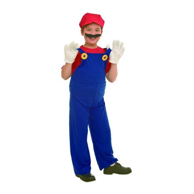 Super Mario kostuums