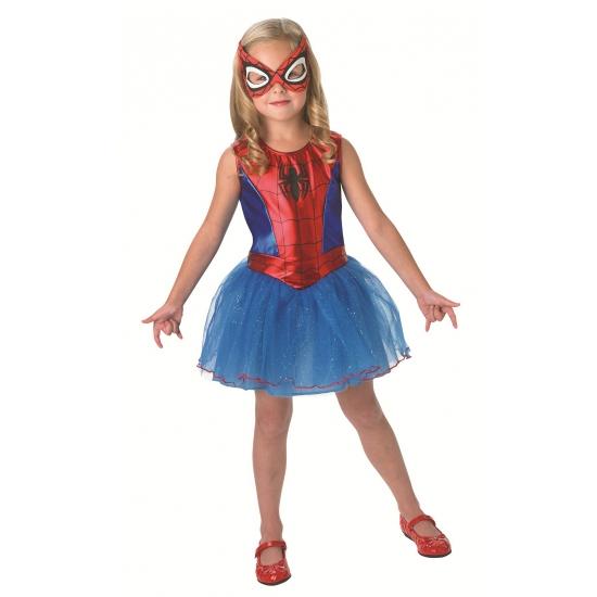 Superheld Spiderman kostuum voor meisjes