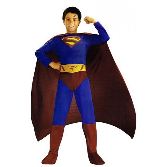 Superman jumpsuit voor jongens
