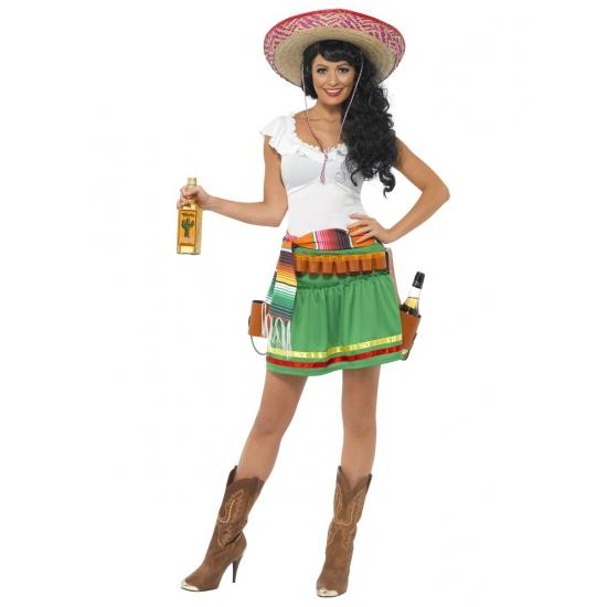 Tequila verkleedkleding voor dames