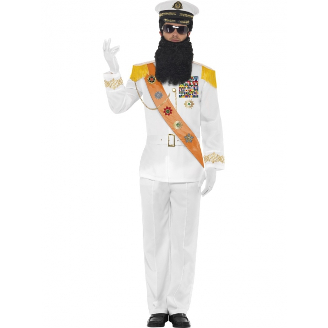 The Dictator verkleedkleding