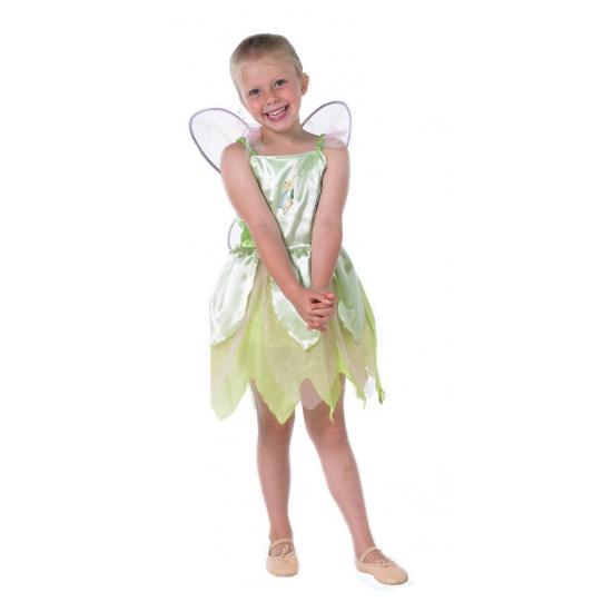 Tinkerbell verkleed jurkje voor meisjes