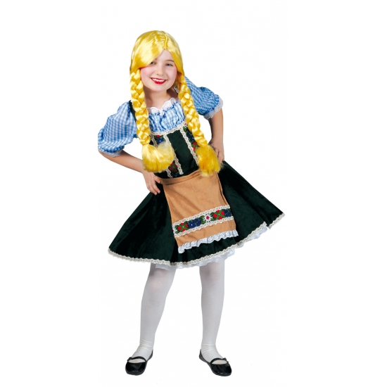 Tiroler verkleedkleding voor meiden