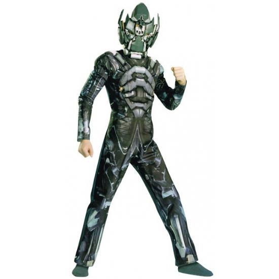 Transformer Autobot Ironhide jumpsuit voor jongens