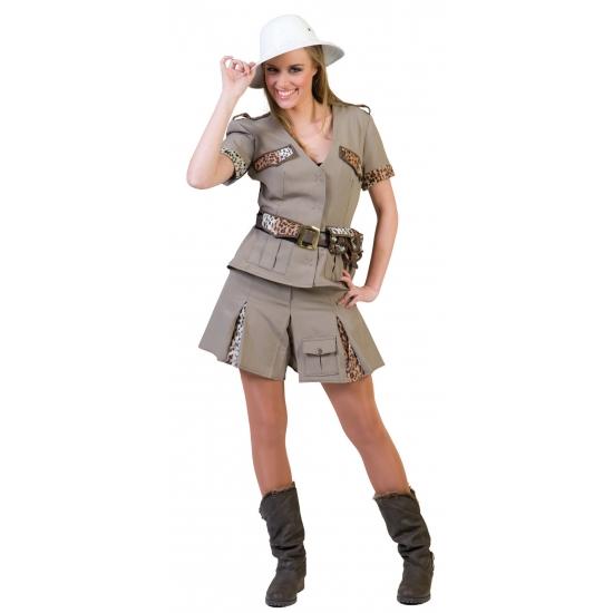 Tropen outfit dames
