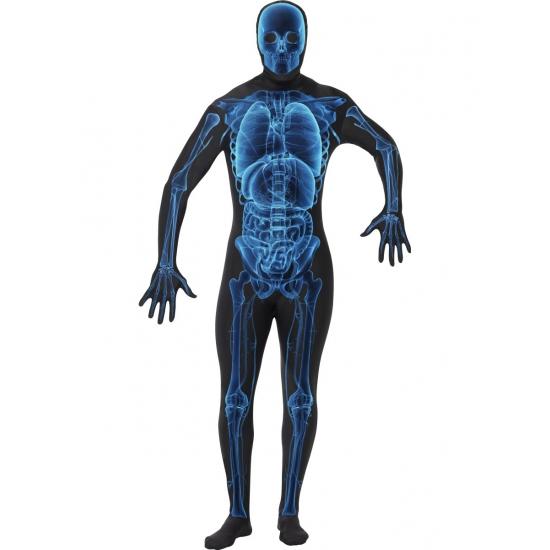 Tweede huid kostuum X ray