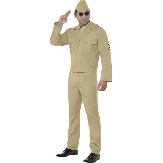Tweede wereldoorlog soldaten pak