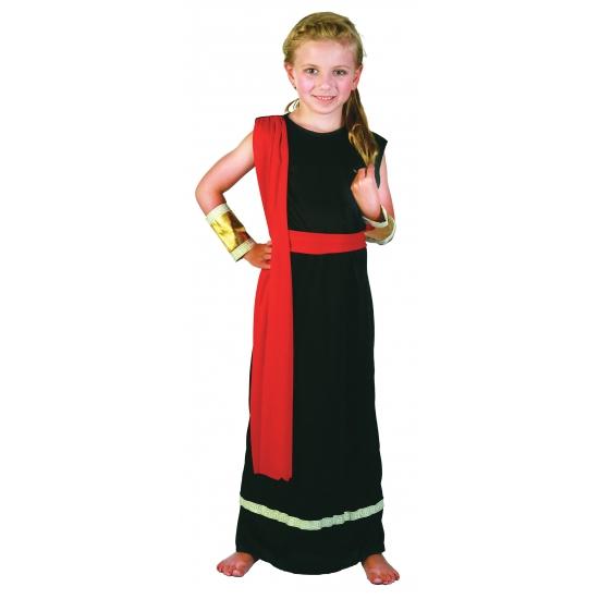 Verkleed kostuum romeins voor meisjes