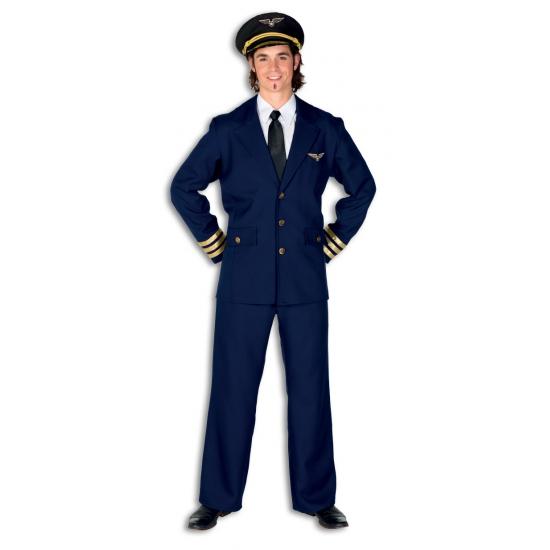 Verkleedkleding Piloot Airman