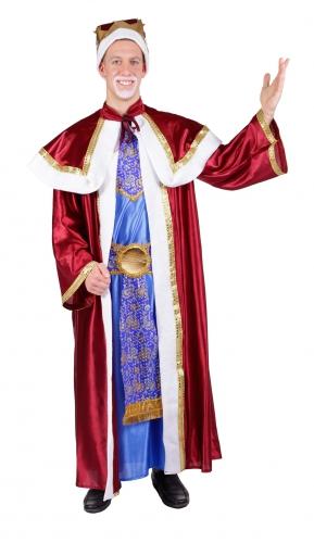 Wijzen uit het Oosten Melchior kostuum voor heren