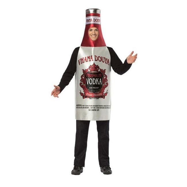 Wodka kostuums