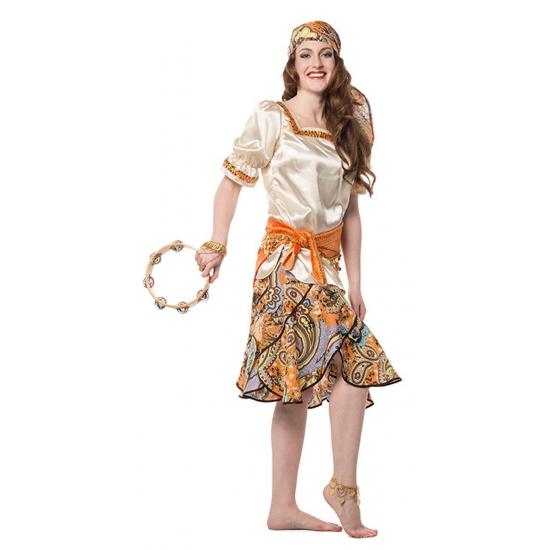 Zigeunerin outfit dames