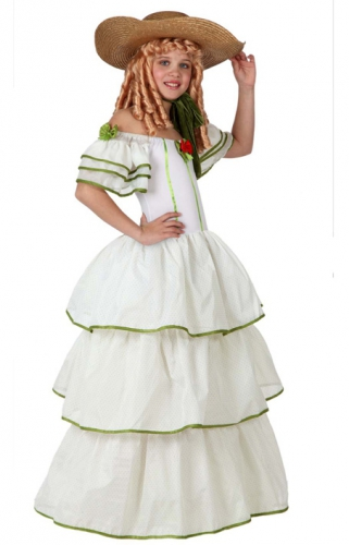 Zuidelijke Belle jurk meisjes