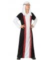 Arabische sjeik kostuum voor kinderen