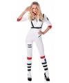 Astronauten jumpsuit voor dames
