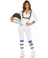 Astronauten kostuum voor dames