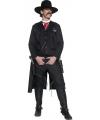 Authentieke western sherrif kostuum
