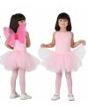 Ballet danseres roze kostuum voor meisjes