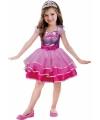 Barbie ballet jurkje voor meiden