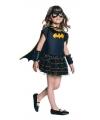 Batgirl kostuum voor meiden