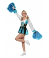 Cheerleader kostuum dames