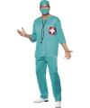 Chirurg kostuum voor volwassenen