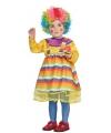 Clown jurkje voor peuters