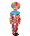 Clown kostuum voor peuters