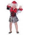 Clowns jurkje voor meisjes