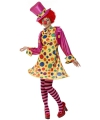 Clowns kostuum voor dames