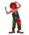 Clowns tuinbroek voor kinderen