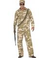 Commando kostuum voor heren
