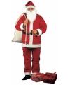 Compleet kerstman kostuum voor heren