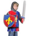 Complete ridder outfit voor kinderen