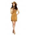Cowboy jurk nancy voor dames