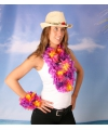 Crazy summer dames verkleed set maat l
