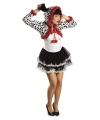 Dalmatier hond jurkje voor dames