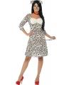Dalmatier jurkje voor dames