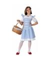 Dorothy verkleedjurkje voor meisjes