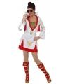 Elvis kostuum voor dames