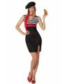 Frans kostuum voor dames